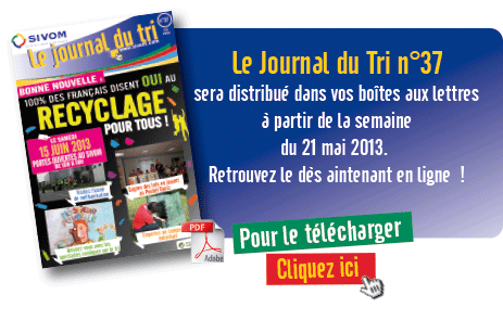 Journal du Tri n°37 disponible en ligne