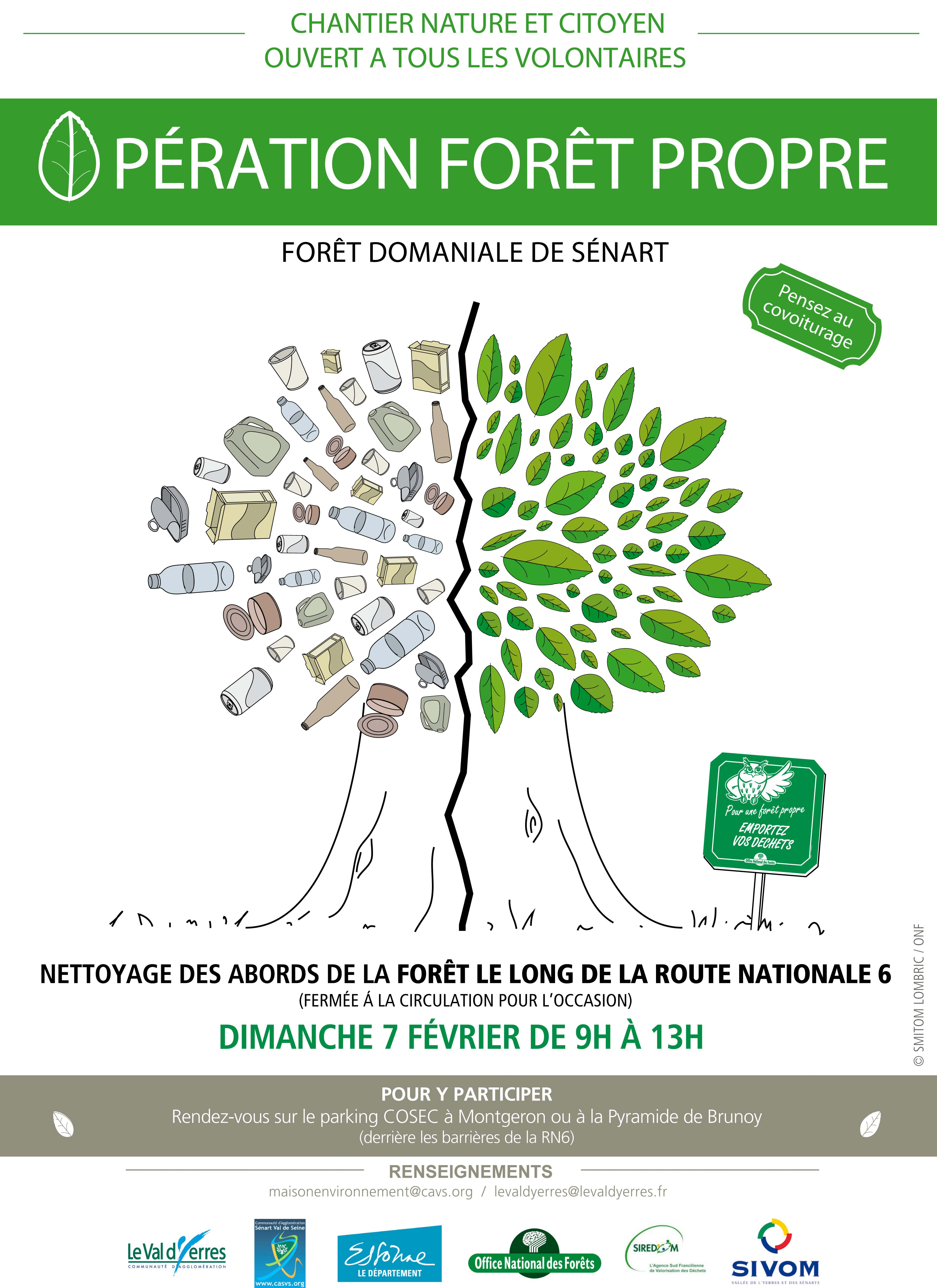 Affiche ONF_RN6