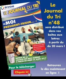 Téléchargez le journal du tri n48