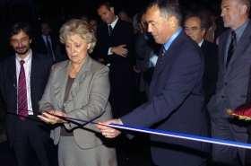 Inauguration du centre de traitement par méthanisation